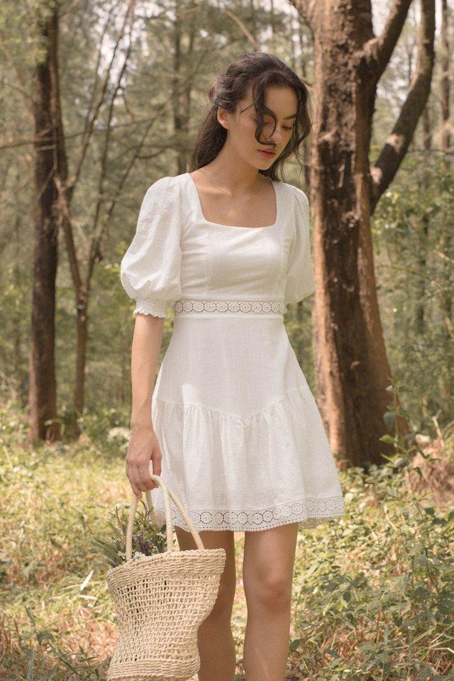 ROMI CROCHET DRESS